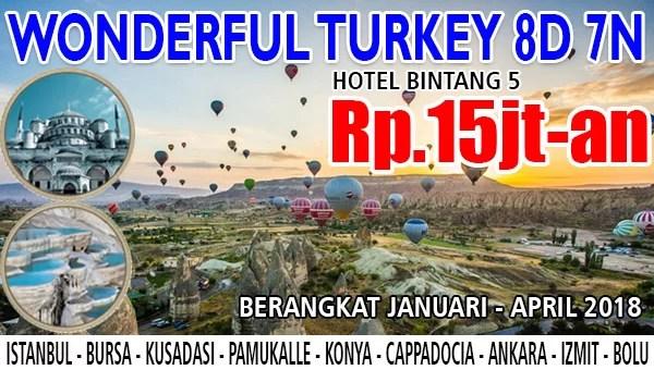 tur muslim turki 8 hari bersama alsha tours