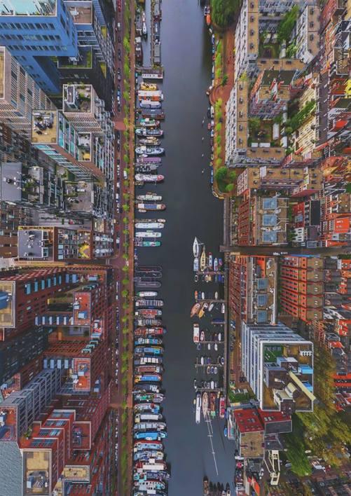 Amsterdam Westerdoksdijk