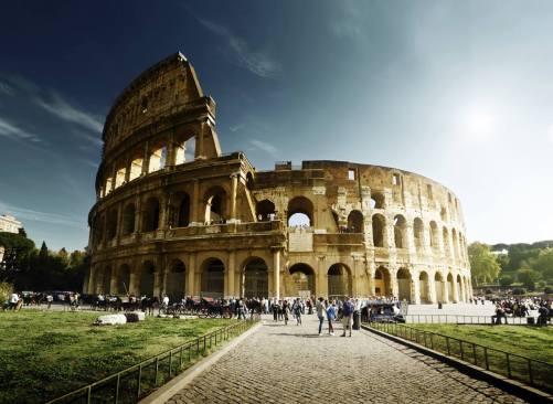 Rome augustus 2015
