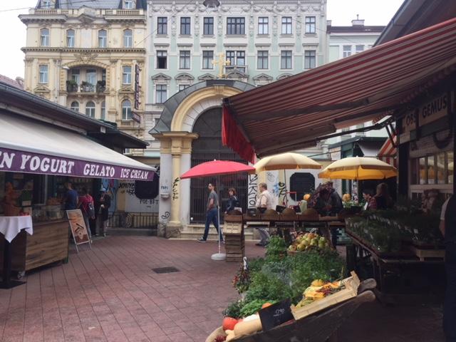 Naschmarkt Wenen