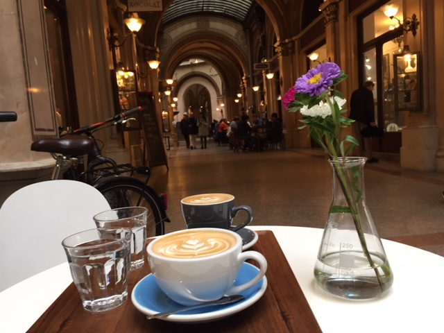 Koffie wenen