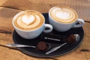 koffie in scheveningen