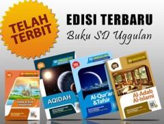 Telah Terbit Edisi Terbaru Buku SD Unggulan
