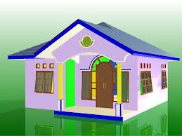 Rumahku Masjidku