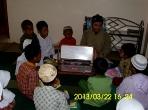 Santunan Yatim Yayasan Al-Sofwa Bulan Maret 2013 M/Jumadal Ula 1434 H