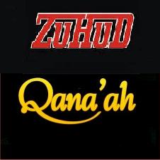 Qanaah-Zuhud