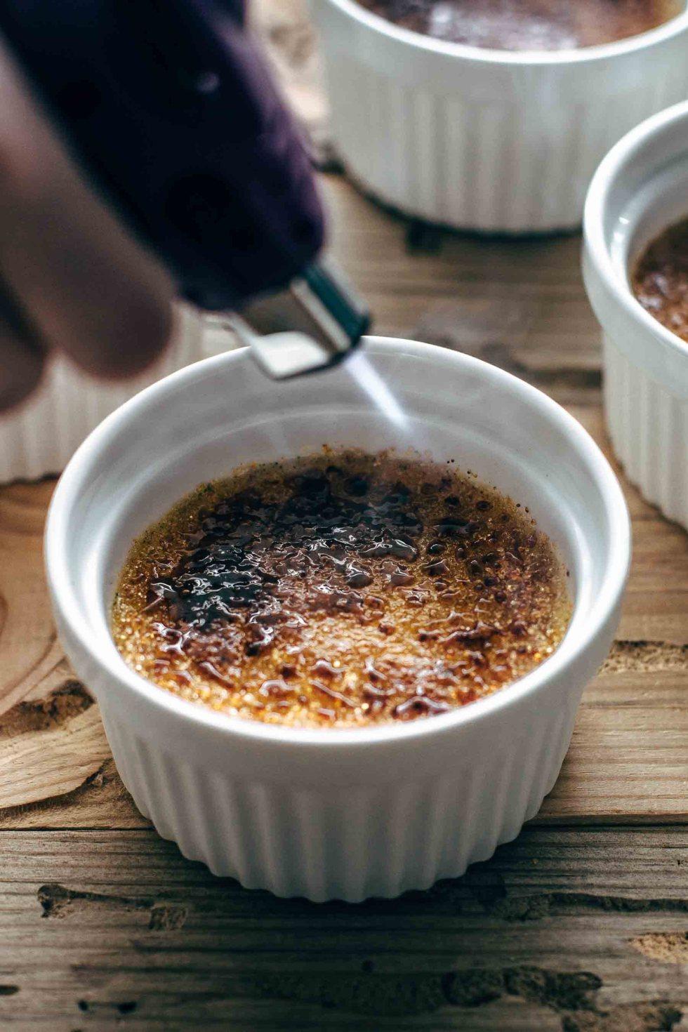 How to make Crème Brûlée Recipe