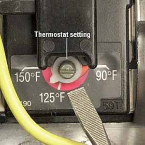 Water Heater Timer  How Much Will It Actually Save | Al