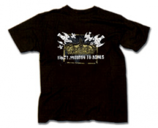 T Shirts CROWN From Autumn To Ashes