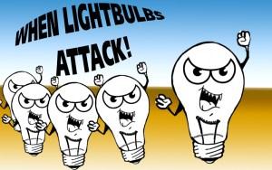 When Lightbulbs Attack