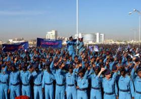 """نشر (70) ألف شرطي لحماية انتخابات """" الطريق الواحد"""" في أبريل المقبل"""