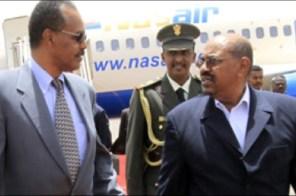 ارتريا ترفض فتح حدودها مع السودان