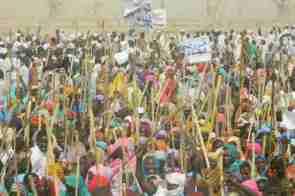 """"""" المؤتمر السوداني: لم نحد عن طريق  الإنتفاضة"""