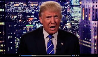 ترامب يدافع عن قرار حظر التأشيرت