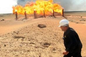 انهيار قطاع النفط بين شركات (الأمن) وودائع (ماليزيا)