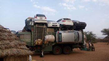 """المركز الافريقي: دراسة """"حول التعامل التجاري في سيارات (البوكو حرام) """""""