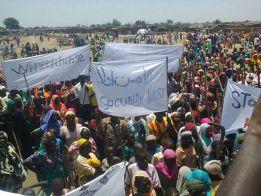 والي جنوب دارفور: ٤٪ فقط من نازحي معسكر كلمة يتبعون لحركة عبد الواحد نور