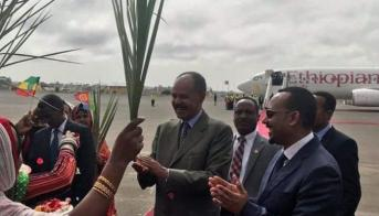 Eritrea rejects a request from Sudan to open its borders