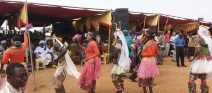 إحياء اليوم العالمي للشعوب الأصيلة في المهرجان الثقافي لتراث جبال النوبة
