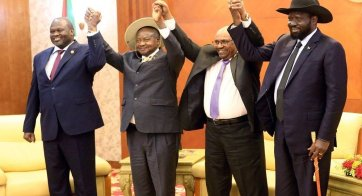 Sources: A Ugandan minister saved South Sudan's agreement from collapsing