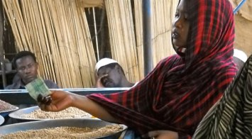 التضخم يتجاوز 100% في ولاية سودانية