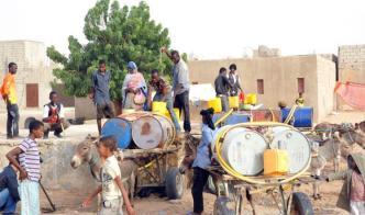 إنقطاع المياه عن أحياء بالخرطوم وامدرمان منذ ( 5) ايام