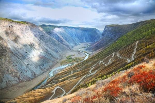 Перевал Кату-Ярык | На карте Горного Алтая, фото