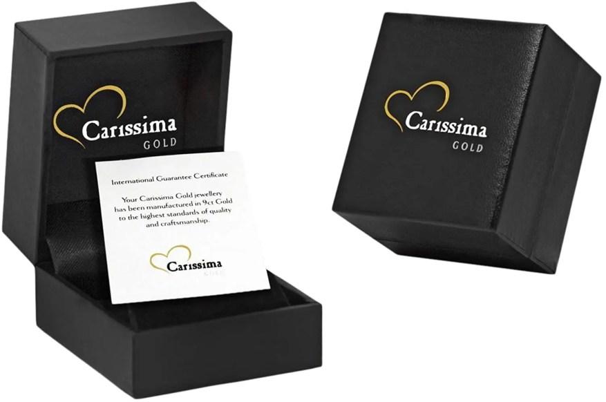 pulsera carissima gold rígida