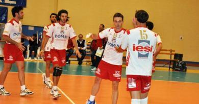 Club Italia - Domar Volley Altamura 0-3