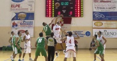Libertas Basket Altamura - Alius Sans Severo