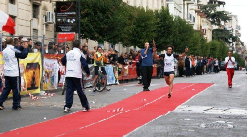 Trofeo Auxilium, Roberto Ninivaggi primo al traguardo