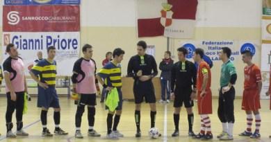 Pellegrino Sport C5 - Virtus Castellaneta 8-3