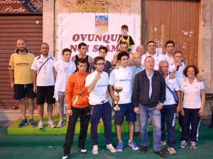 Campionati regionali su strada: foto di gruppo