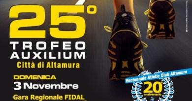 XXV Trofeo Auxilium