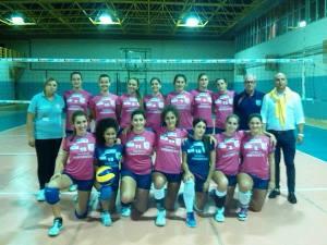 La Leonessa Volley Altamura versione 2014/2015