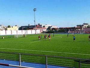 Castellaneta - Fortis Altamura: una fase di gioco