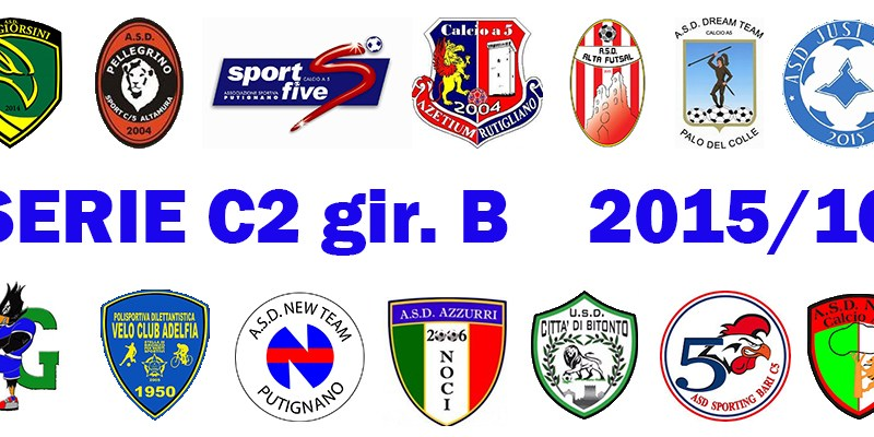 Calcio a 5 Serie C2 Girone B