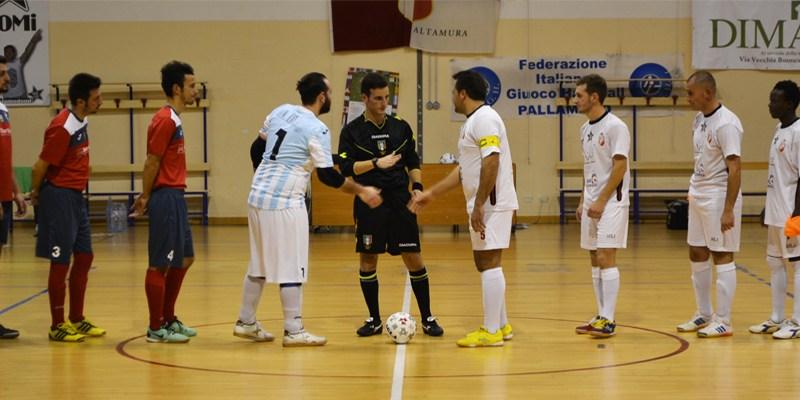 Alta Futsal - Just Mola