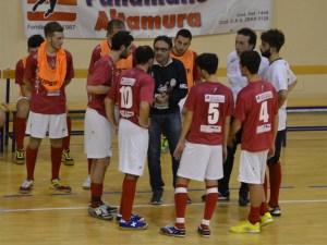Alta Futsal - Poggiorsini Calcio