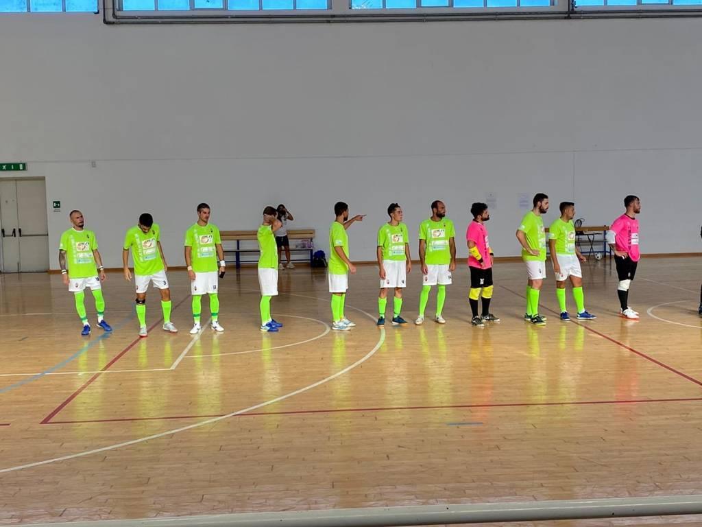 Futsal Bindisi - Alta Futsal 3-2