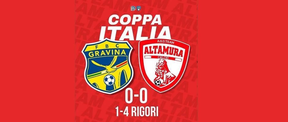 FBC Gravina - Team Altamura