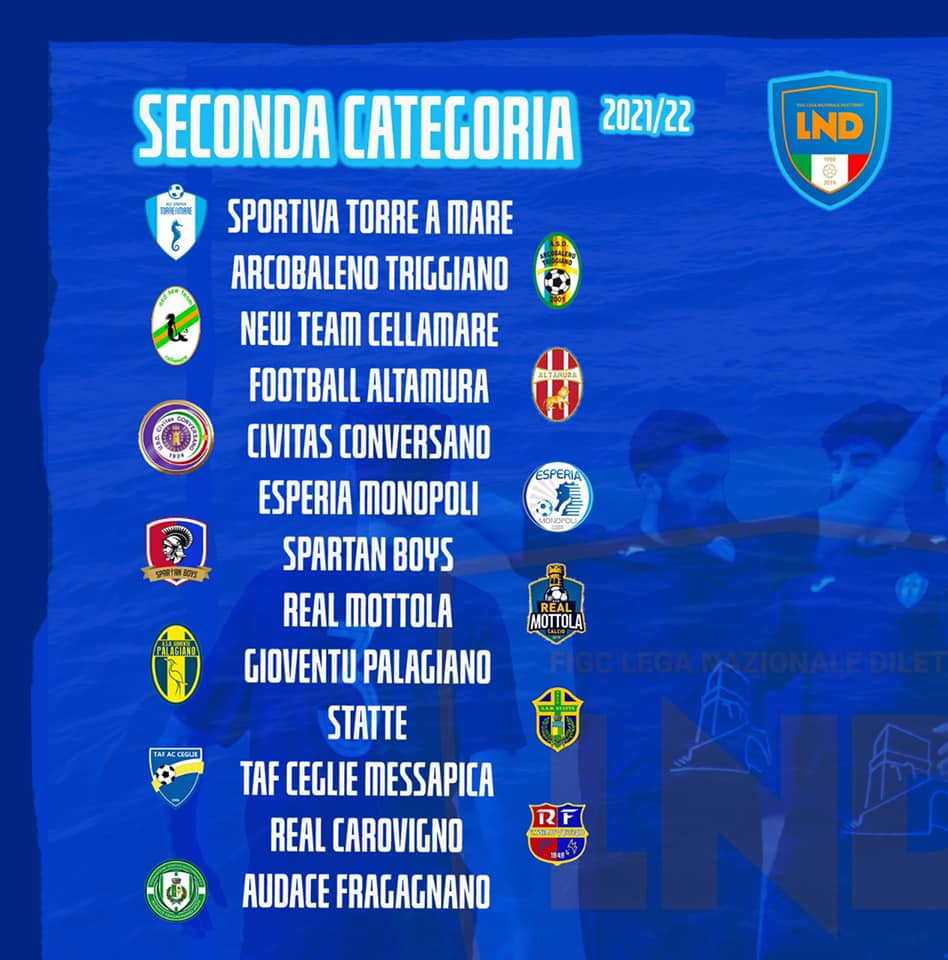 2^ Categoria - Girone B