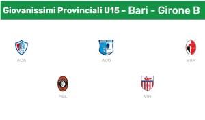 Giovanissimi Provinciali U15