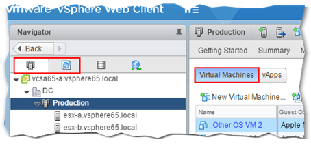 A better way to manage your vSphere inventory