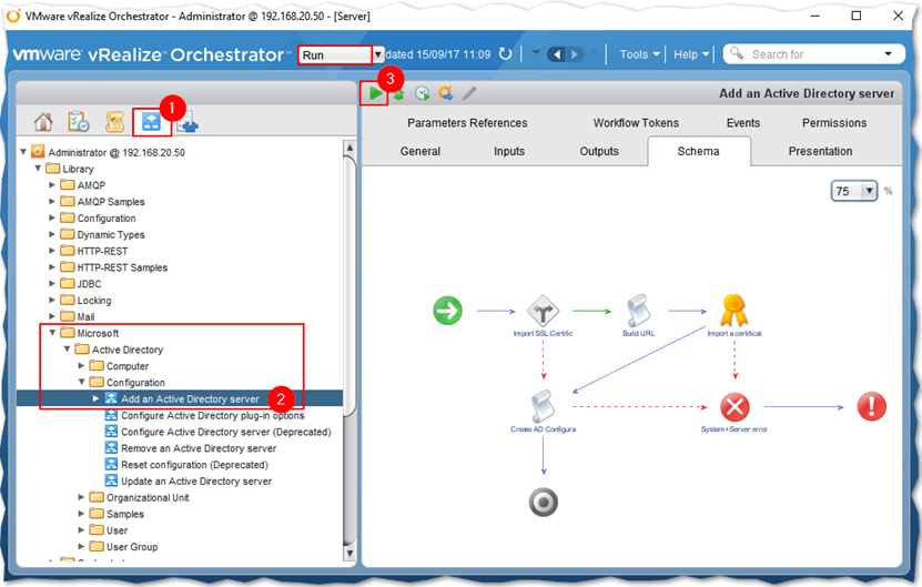How to Manage Active Directory with vRealize Orchestrator