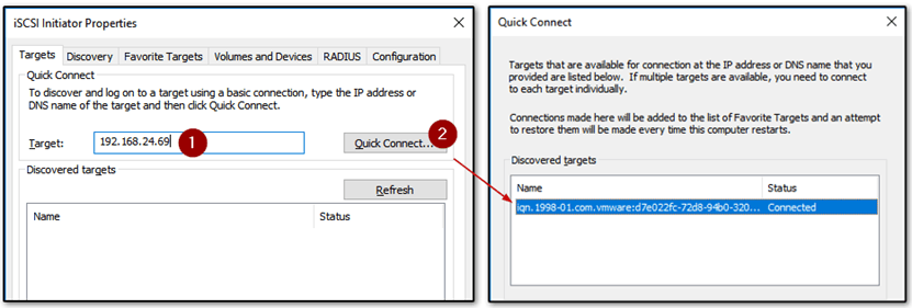 How to Easily Create a vSAN iSCSI LUN