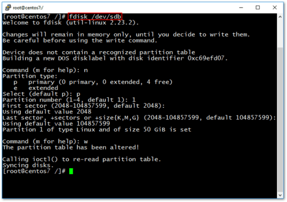 How to Add a Linux iSCSI Target to ESXi