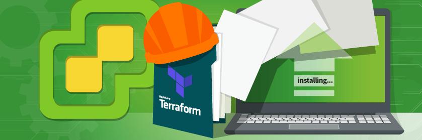 Installing Terraform for VMware