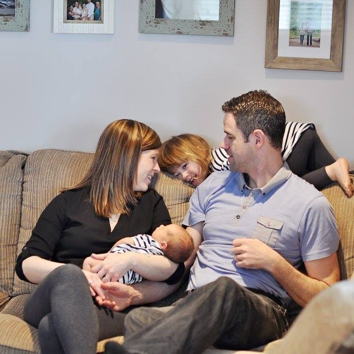 RMT Hilary Krumm - Family