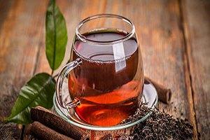 الشاي والقهوه